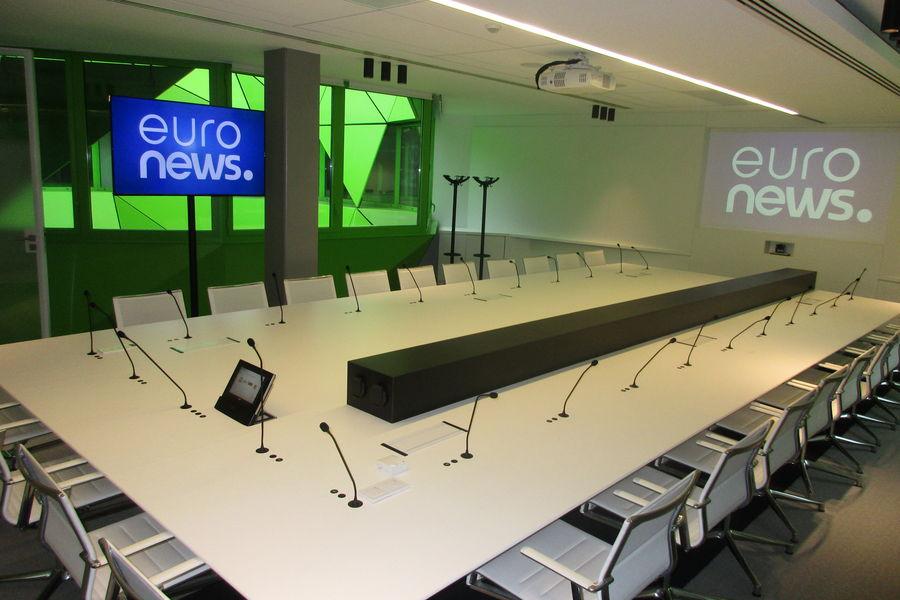 Euronews Boardroom