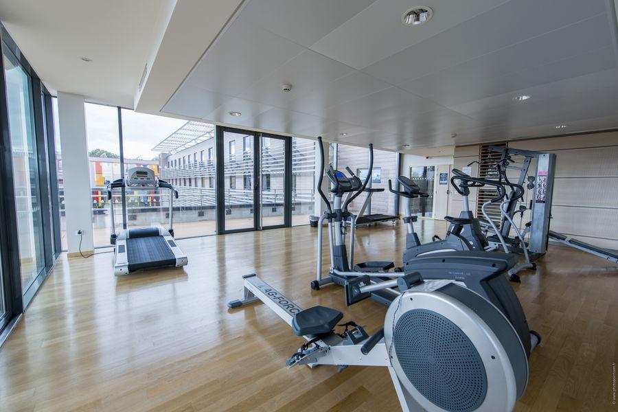 Les Gâtines Salle de Fitness
