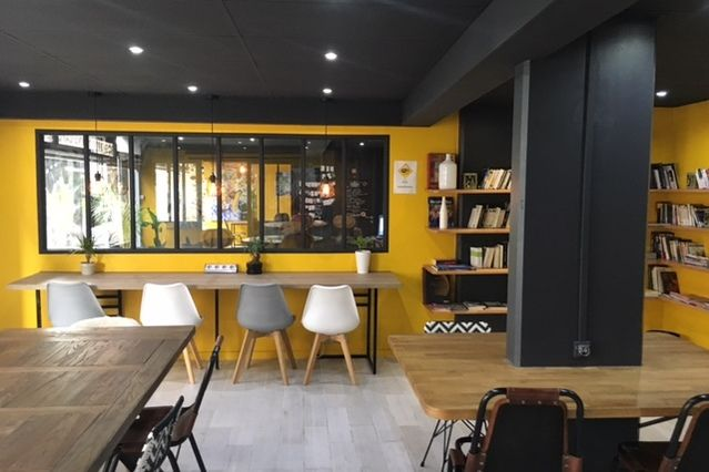 L'Usine Café & Coworking 1