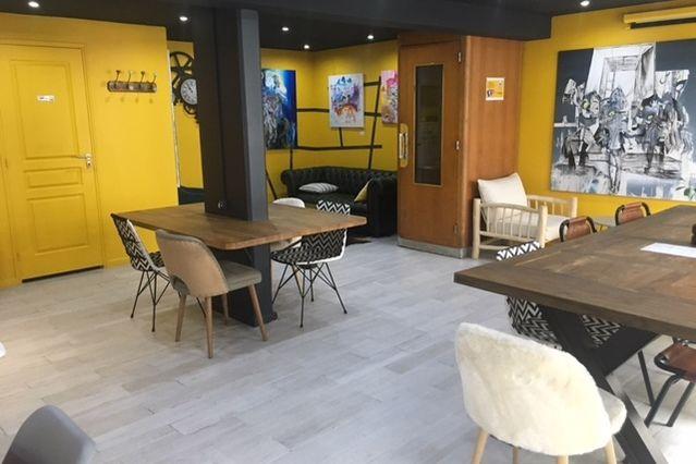 L'Usine Café & Coworking 2