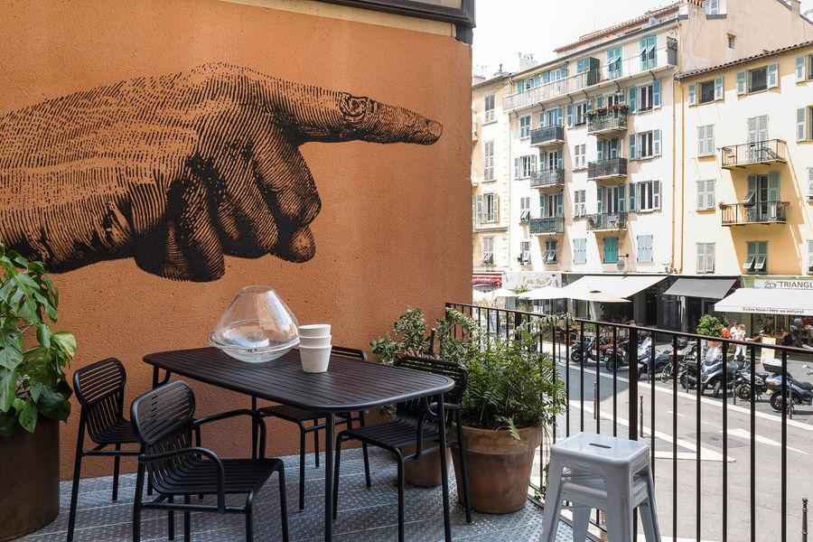Joya Lifestore Terrasse privatisable avec la Mezzanine  / JOYA Lifestore