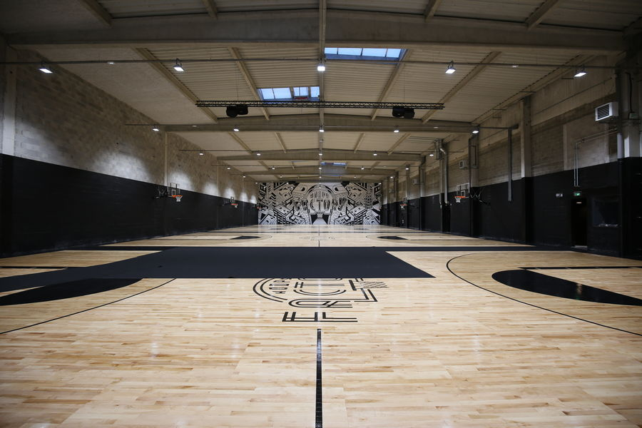 Hoops Factory Toulouse SALLE PRINCIPALE