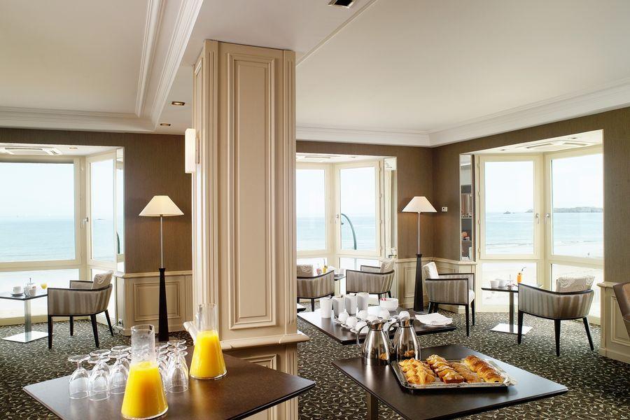Grand Hôtel des Thermes ***** Pause Café