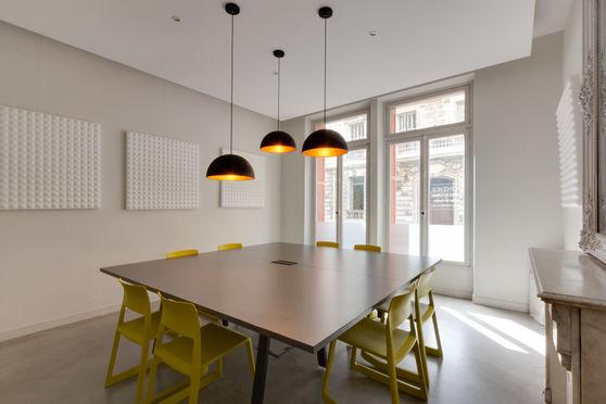 La Yellow Room, un espace lumineux