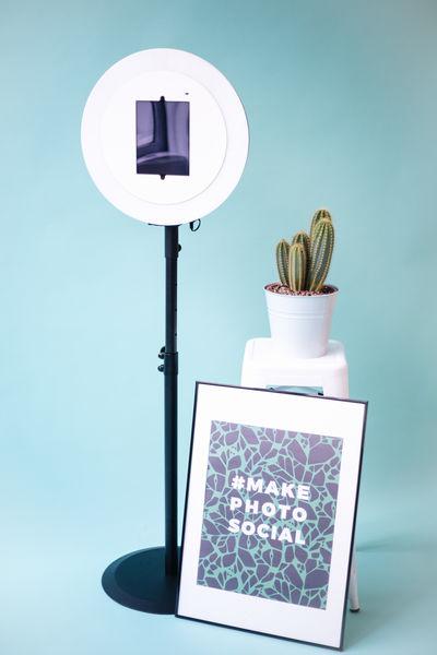 Le Labo Marcel, notre photobooth qui rend vos événements inoubliables et connectés!