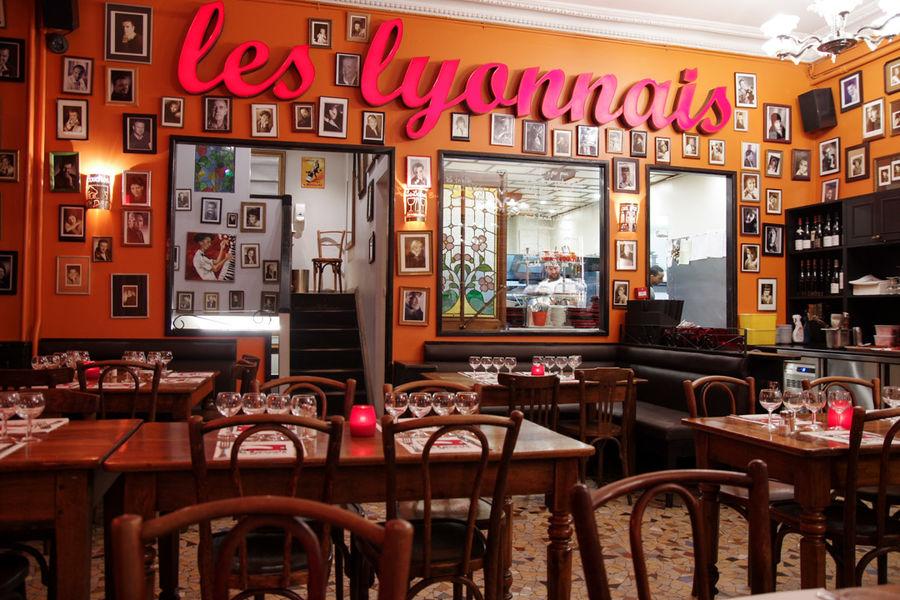 Bouchon Les Lyonnais Intérieur
