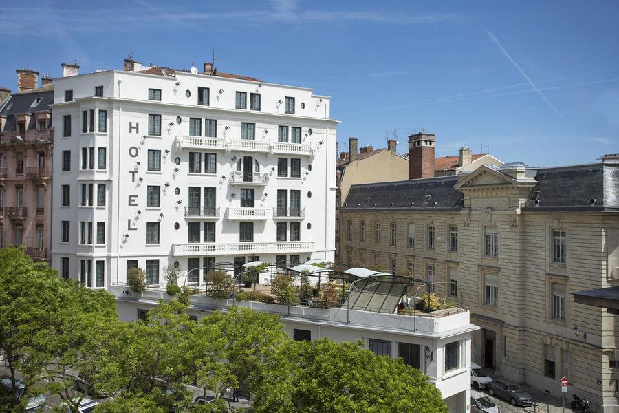 Collège Hôtel **** Roof Top