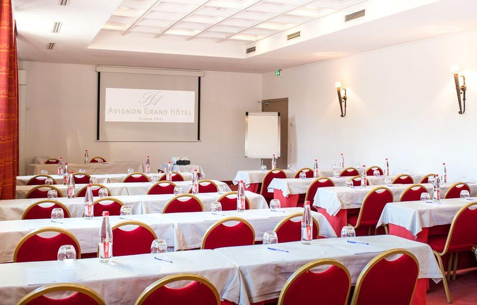 Avignon Grand Hotel salon MISTRAL