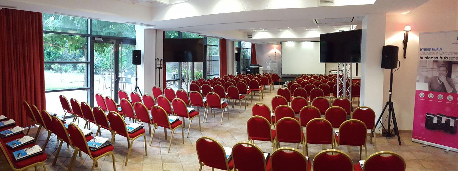 Avignon Grand Hotel SALON DES PAPES