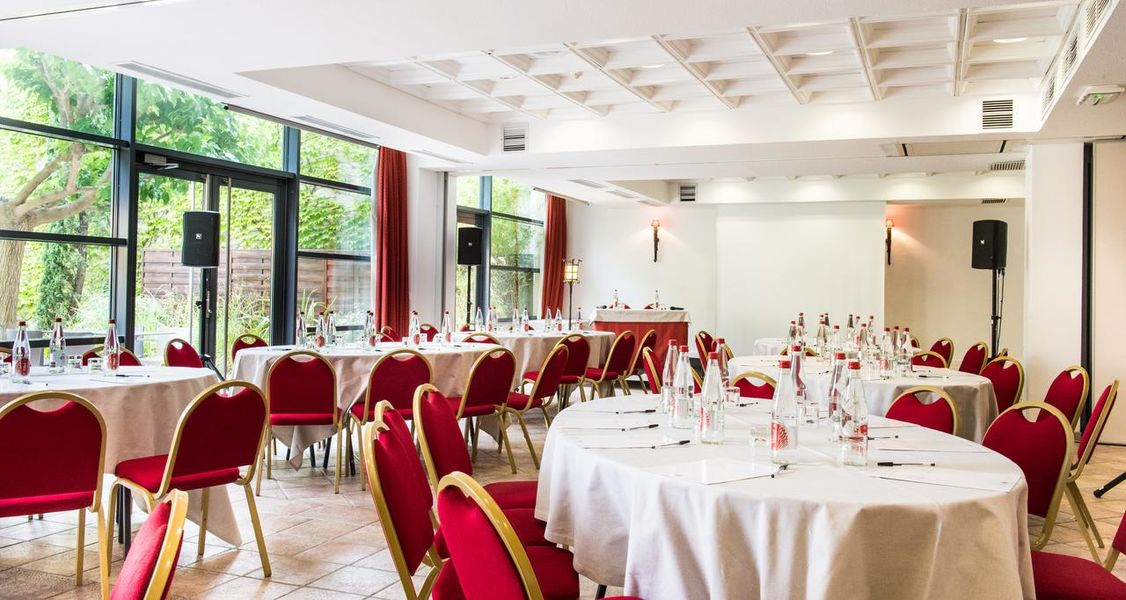 Avignon Grand Hotel Salle de réunion