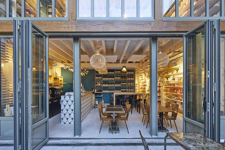 La Mouette Rieuse Café