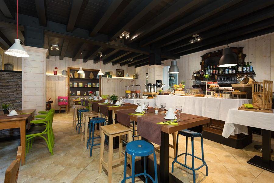 Château de Candie **** Restaurant