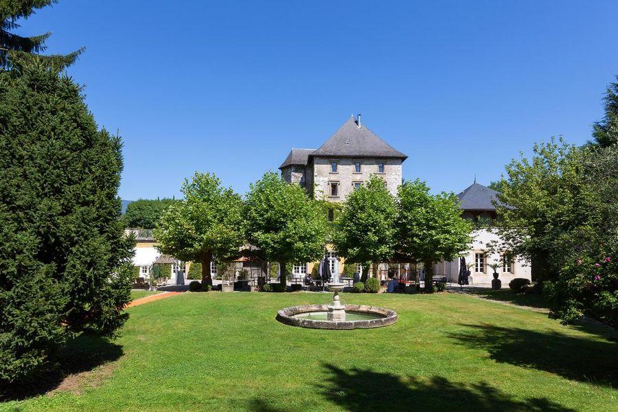 Château de Candie **** Extérieur