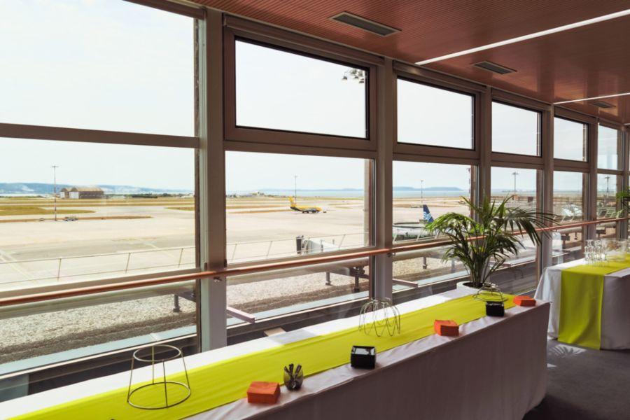 Centre d'Affaires Aeroport Marseille Provence Salon panoramique