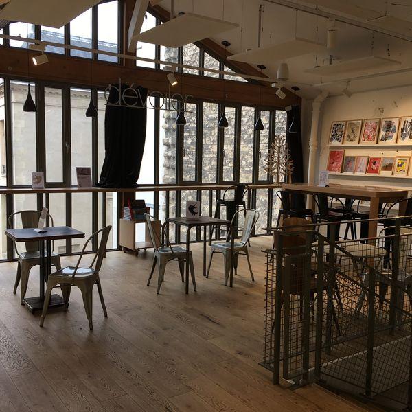LaboM à la Mouette Rieuse Galerie