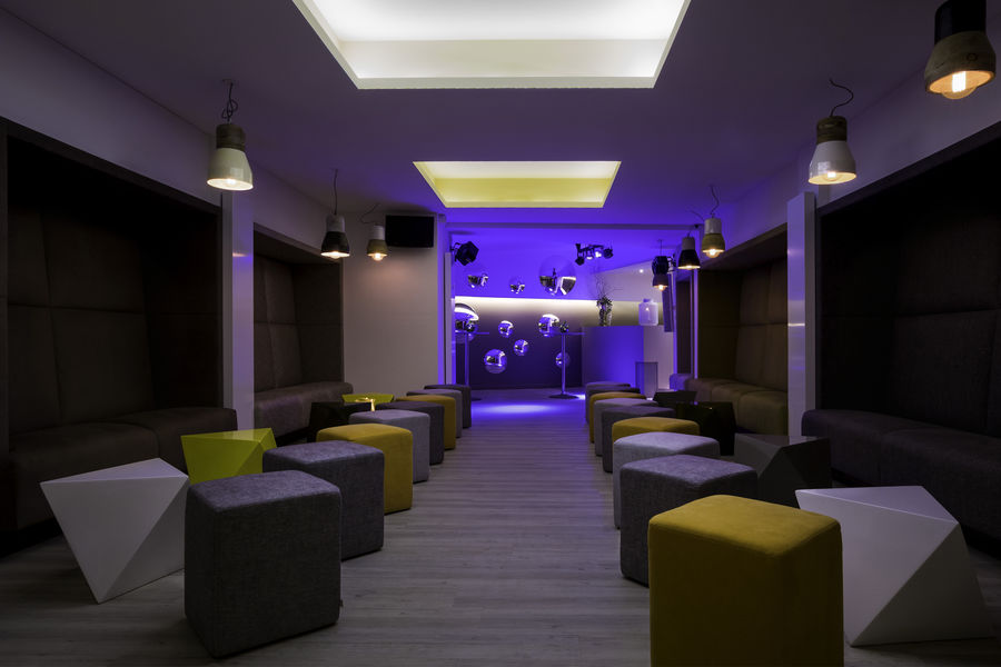 Best Western Hôtel Du Parc Chantilly**** Espace lounge salle Jockey Club