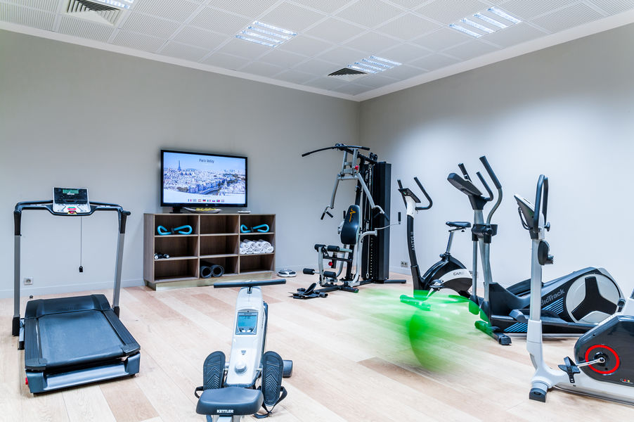 Best western Plus Paris Vélizy **** Salle de fitness