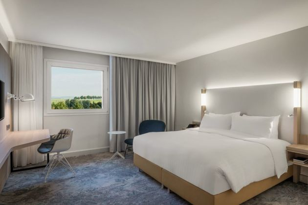 Courtyard by Marriott Paris Charles de Gaulle Airport Chambre Standard