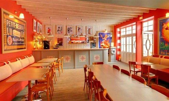La Compagnie du Café Théâtre Salle de cocktail Chez Marius
