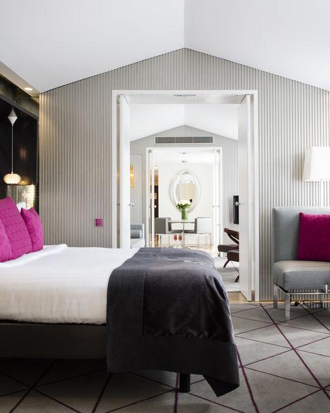 Hôtel De Sers ***** Suite Marquis