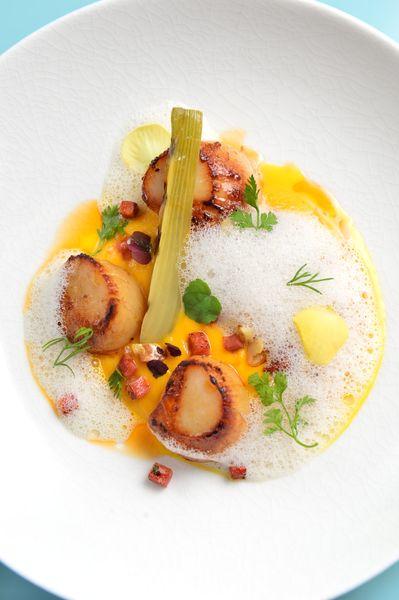 Hôtel De Sers ***** Inspiration restaurant
