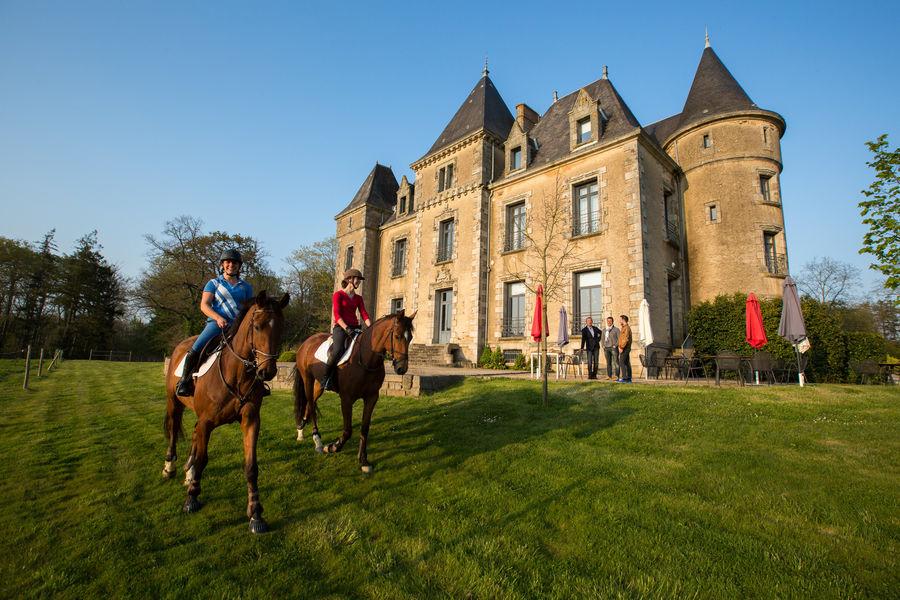 Domaine de Brandois **** Château