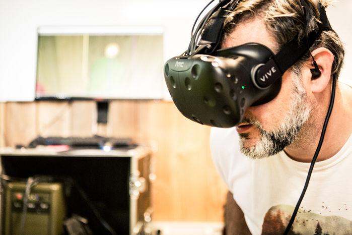 Le Chaudron Coworking VR | Réalité Virtuelle