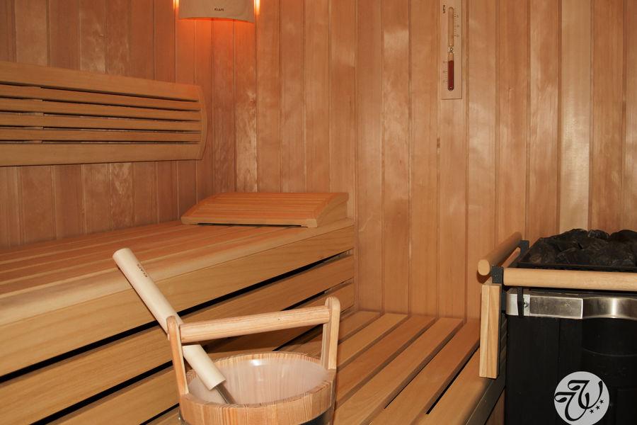 Hotel Restaurant Spa Verte Vallée Sauna