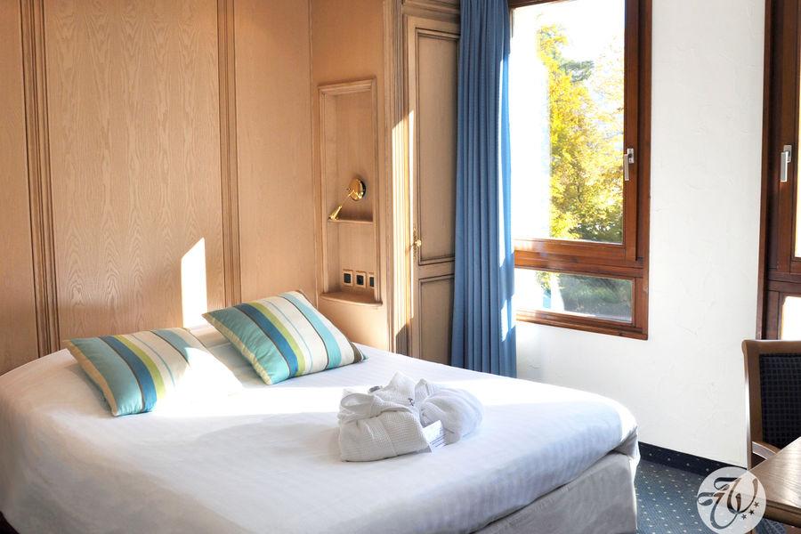 Hotel Restaurant Spa Verte Vallée Chambre cerisier