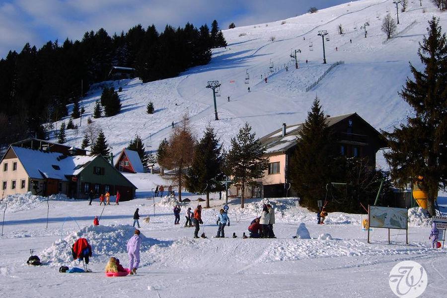 Hotel Restaurant Spa Verte Vallée pistes de ski