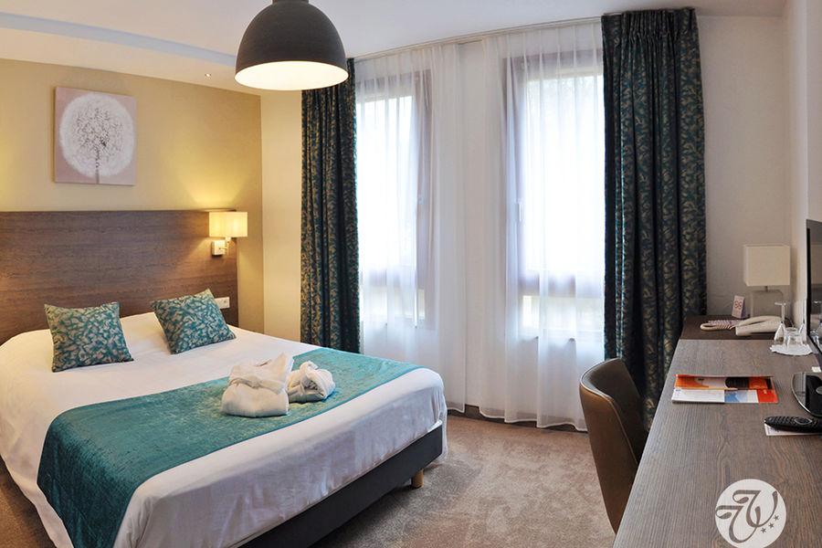 Hotel Restaurant Spa Verte Vallée Chambre