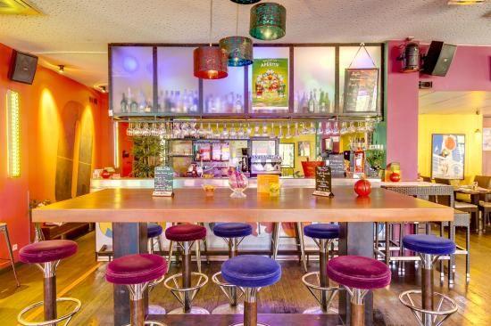 Iceo Salle de restaurant