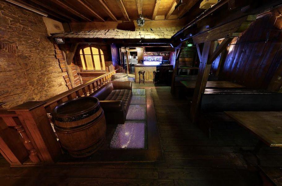 Le 42 Bar 1er étage