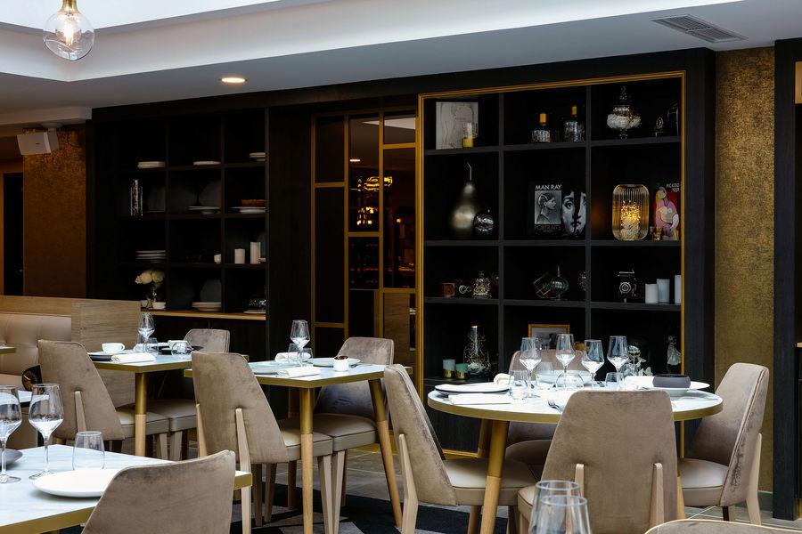 La Verrière Paris Restaurant La Verrière Paris - décoration