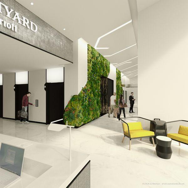 Courtyard by Marriott Paris Gare de Lyon 4****  Reception