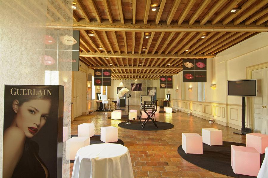 Domaine de Grand'Maisons La Grande Galerie des Garennes