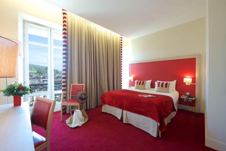 Casino Hôtel du Parc Salies de Béarn*** Chambre Confort 1 à 2 personnes