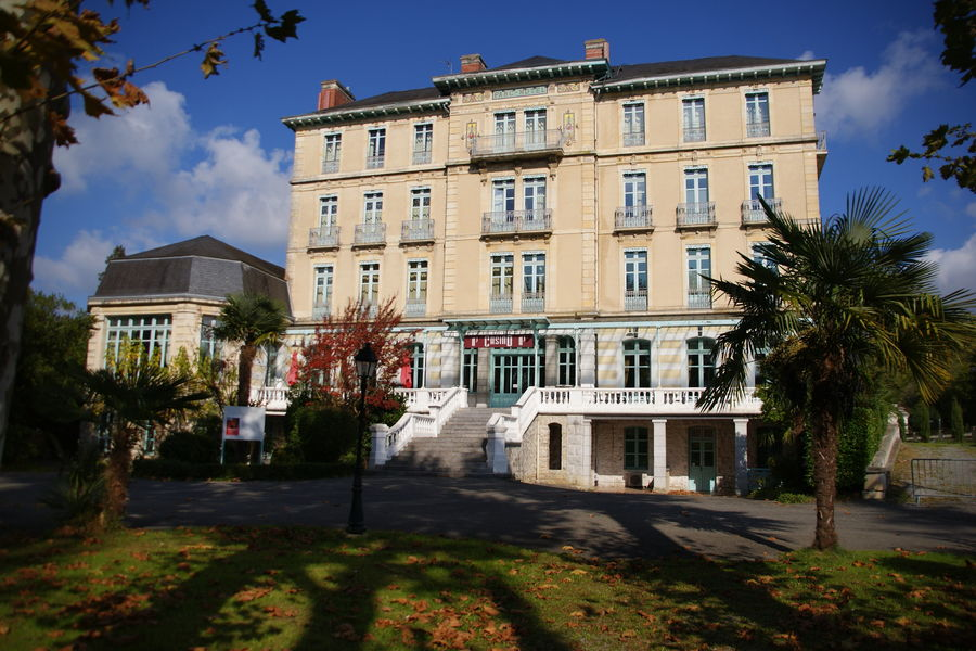 Casino Hôtel du Parc Salies de Béarn*** Casino Hôtel du Parc Salies de Béarn***
