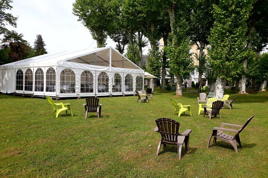 Casino Hôtel du Parc Salies de Béarn*** Parc arboré de 2 000 m²