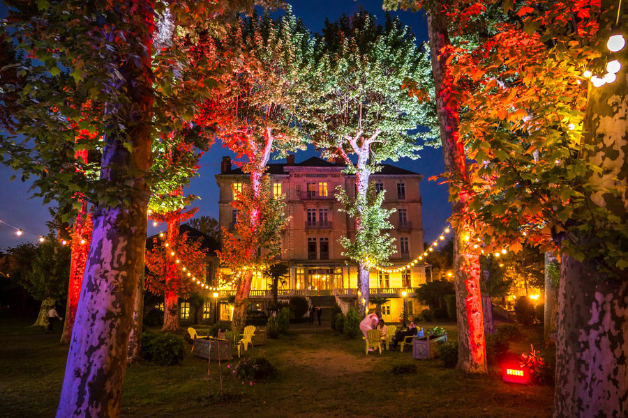 Casino Hôtel du Parc Salies de Béarn*** Garden party