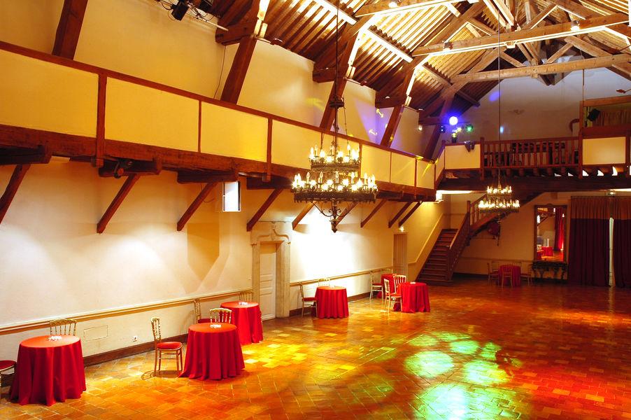 Domaine de Grand'Maisons Cocktail dans la Cathédrale