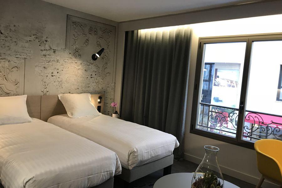 Néméa Appart'Hôtel – Résidence Cannes Palais **** 1