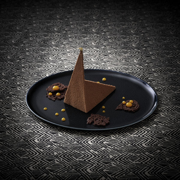 Le Pavillon d'Armenonville Pyramide au chocolat - Butard Enescot - Printemps Eté 2018