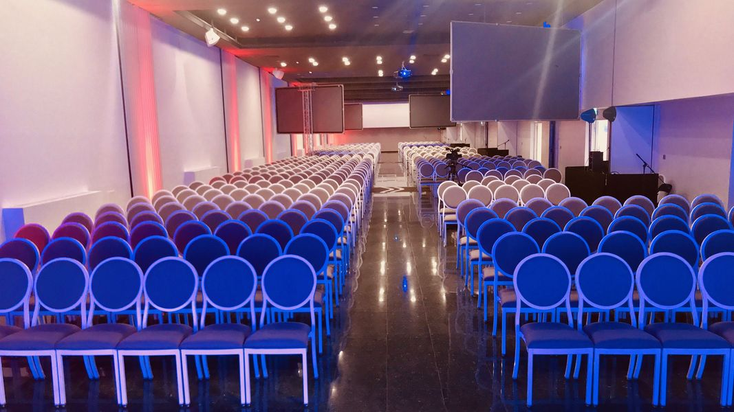 New Cap Event Center Salon Seine 650 pax