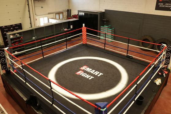 Activité - Ring de boxe