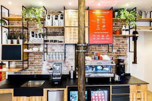 Anticafé République  Bar