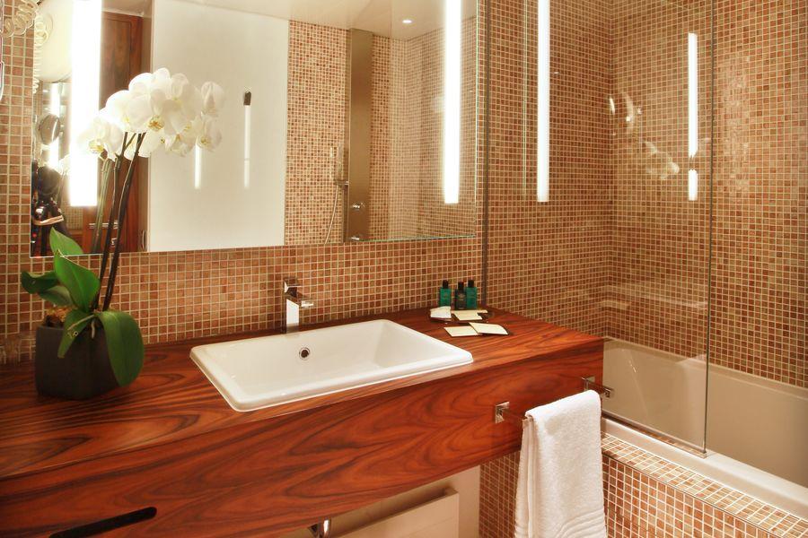 JW Marriott Cannes ***** Salle de bain