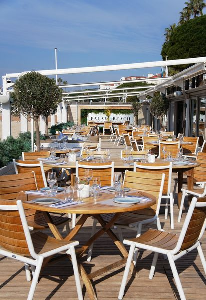 JW Marriott Cannes ***** Plage Palais Stéphanie Beach