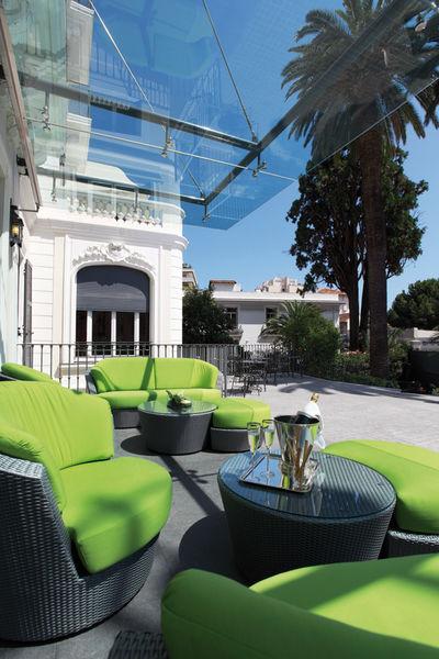 Villa Garbo Cannrd Terrasse