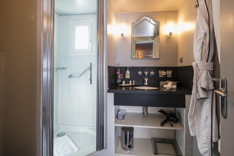 Villa Garbo Cannrd Salle de bain avec douche Villa Garbo